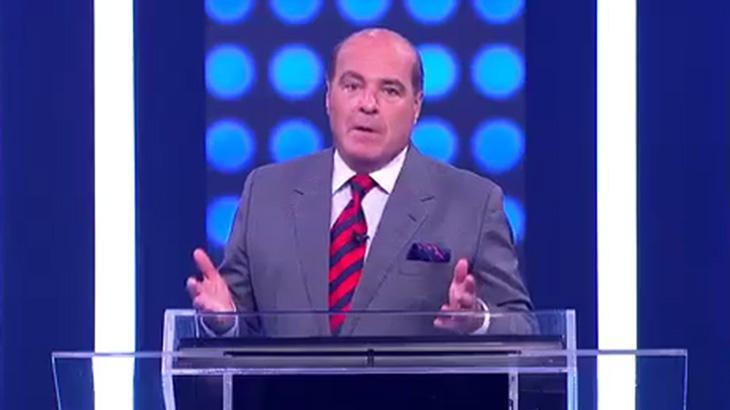 Marcelo de Carvalho endossou críticas a Bruno Covas, prefeito de São Paulo, em seu programa na RedeTV!