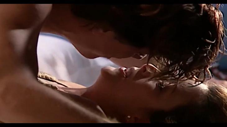 Briga entre Marcelo (Fábio Assunção) e Marcela (Gabriela Duarte) foi uma das cenas cortadas em