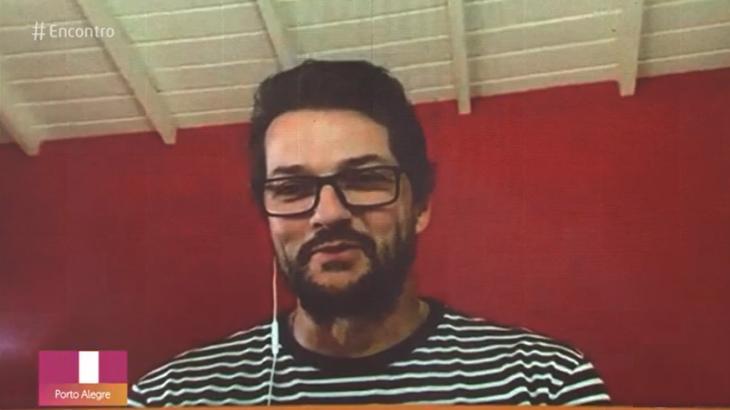 O ator Marcelo Serrado revelou sufoco enfrentado com um dos filhos - Foto: Reprodução