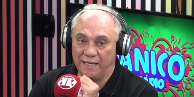 Marcelo Rezende critica Sérgio Moro por condução coercitiva de Lula