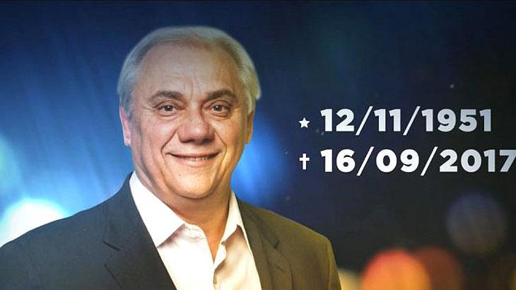 Morre, aos 65 anos, o apresentador Marcelo Rezende
