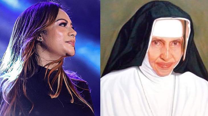 Márcia Fellipe pede desculpas após criticar canonização de Irmã Dulce