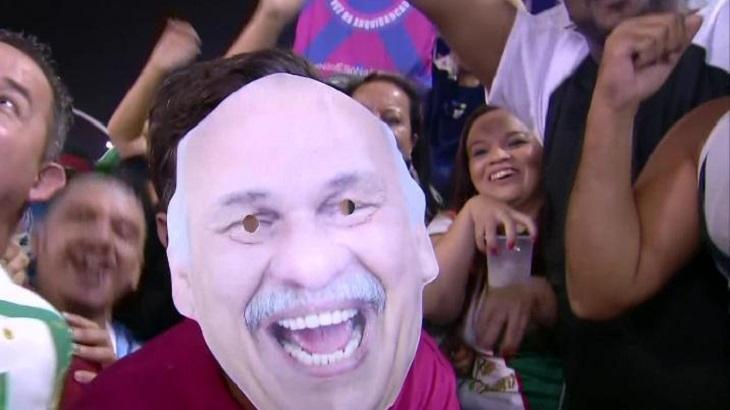 Márcio Canuto homenageado no Carnaval 2020 - Foto: Reprodução/Globo