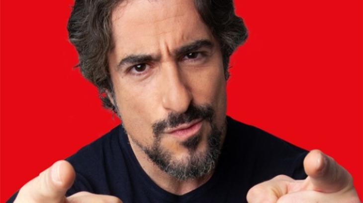 Marcos Mion como contratado da Netflix