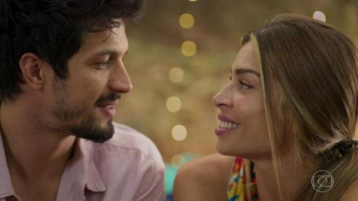 Final feliz para Marcos e Paloma em Bom Sucesso - Reprodução/TV Globo