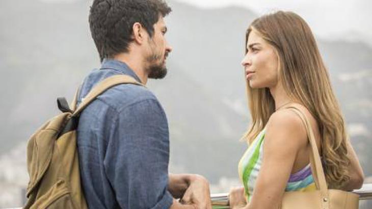 Marcos terá de provar seu amor por Paloma antes de namorar em Bom Sucesso. Foto: Divulgação