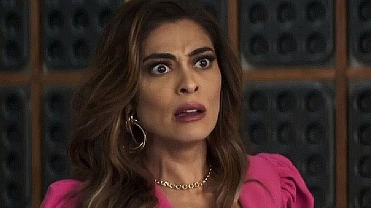 """Após Maria da Paz ficar endividada em """"A Dona do Pedaço"""", Serasa posta meme"""
