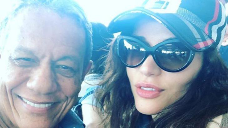 Ex-BBB Maria Melilo está namorando empresário milionário de 75 anos