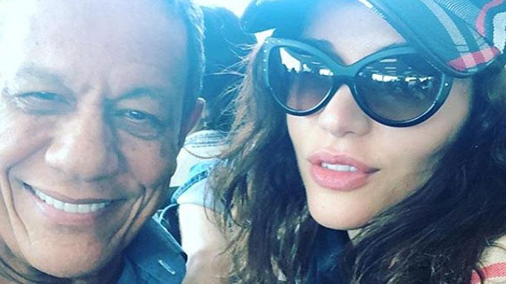 Maria Melilo viaja com marido milionário