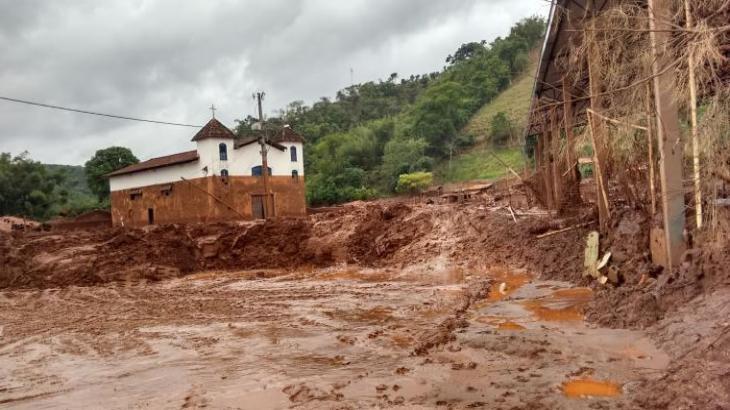 GNT exibe documentário sobre tragédia que devastou a cidade de Mariana