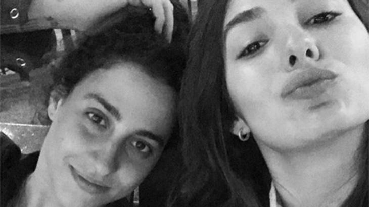Isabela Bertazzi e Marina Moschen