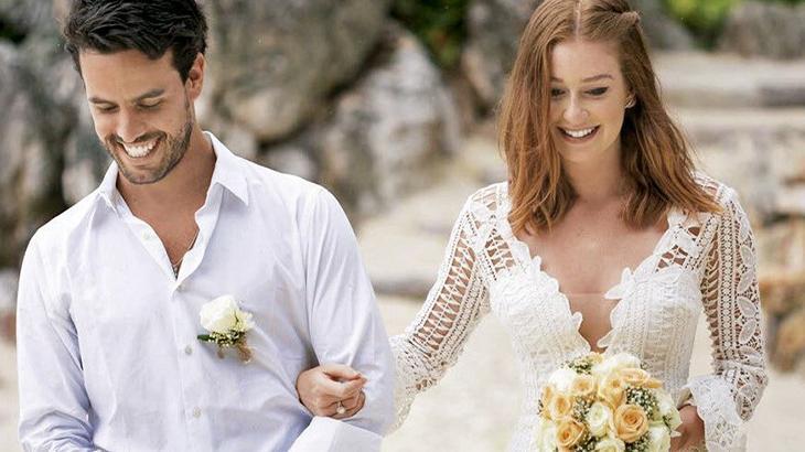 Marina Ruy Barbosa e Alexandre Negrão se separam após três anos; assessoria confirma