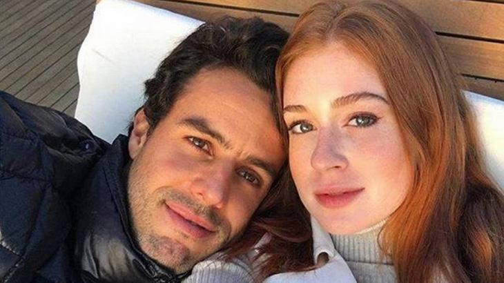Marina Ruy Barbosa adota sobrenome do marido e brinca sobre suposto parentesco global