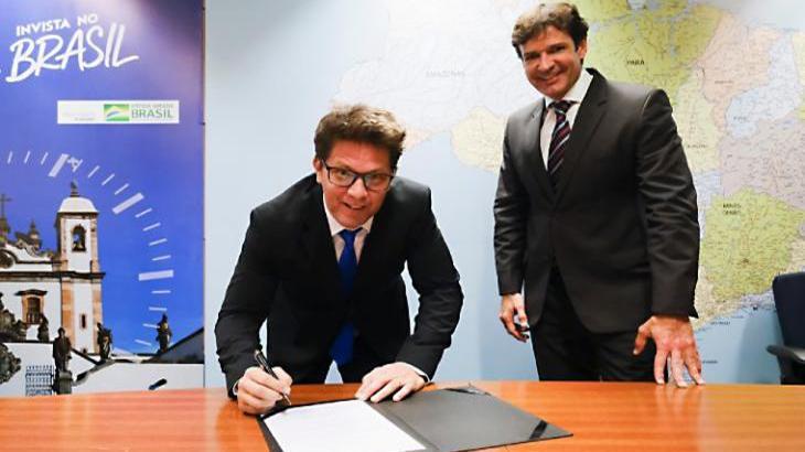 Mário Frias é empossado secretário de Cultura em cerimônia secreta