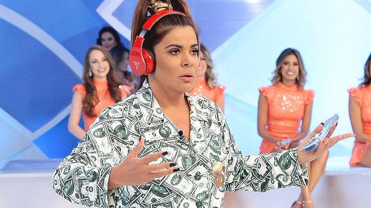 Bastidores: Mara Maravilha teria sido expulsa do Programa Silvio Santos