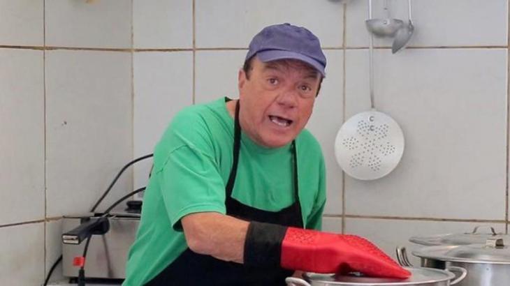 Marquinhos, humorista da RedeTV! - Foto: Reprodução