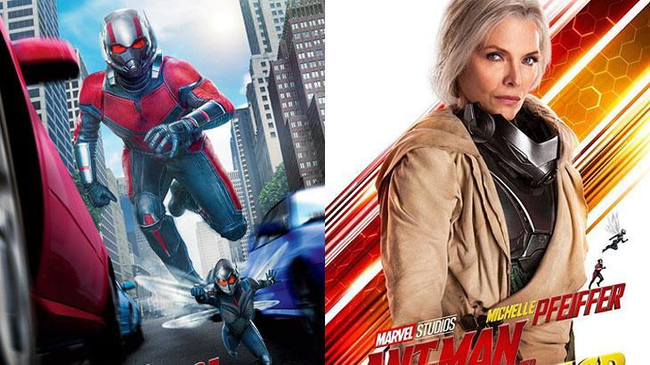 """Marvel divulga novo cartaz para o Brasil de """"Homem-Formiga e a Vespa"""""""