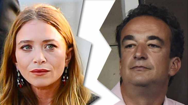 Mary-Kate Olsen e o ex-marido: juntos por oito anos - Reprodução