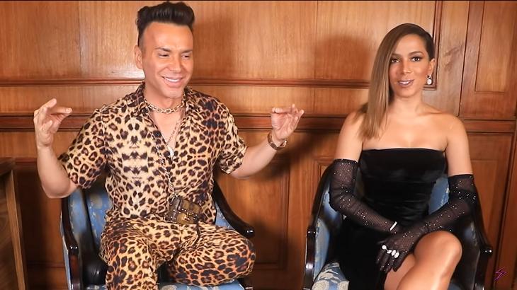 Anitta foi entrevistada por Matheus Mazzafera - Foto: Reprodução/Youtube
