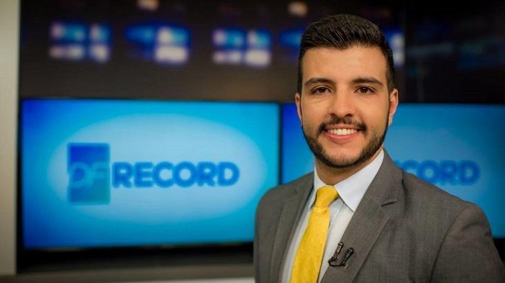 Matheus Ribeiro avalia primeiro ano no DF Record e revela notícia mais difícil