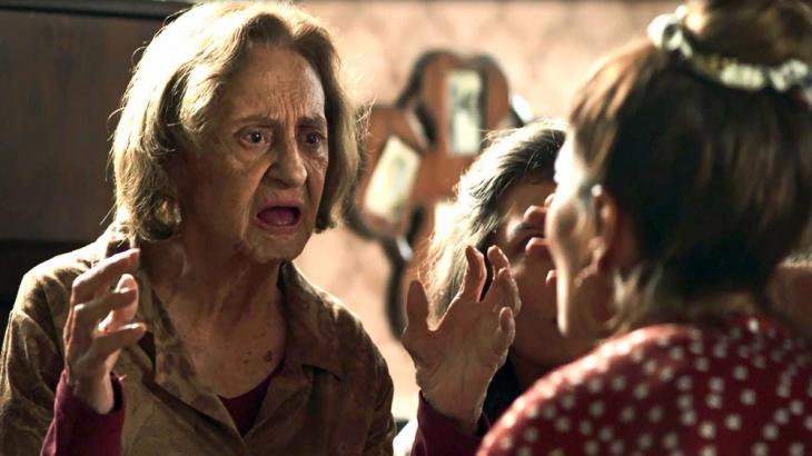 Matilde despertará o mistério em A Dona do Pedaço (Foto: Globo/Reprodução)