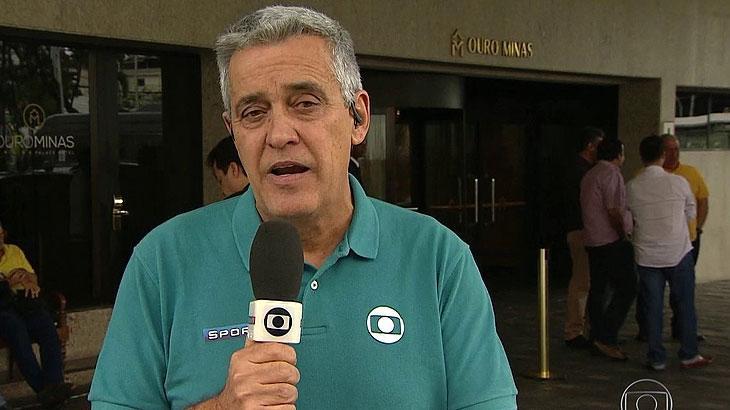 Mauro Naves ficará afastado das suas funções na Globo - Foto: Reprodução/Globo