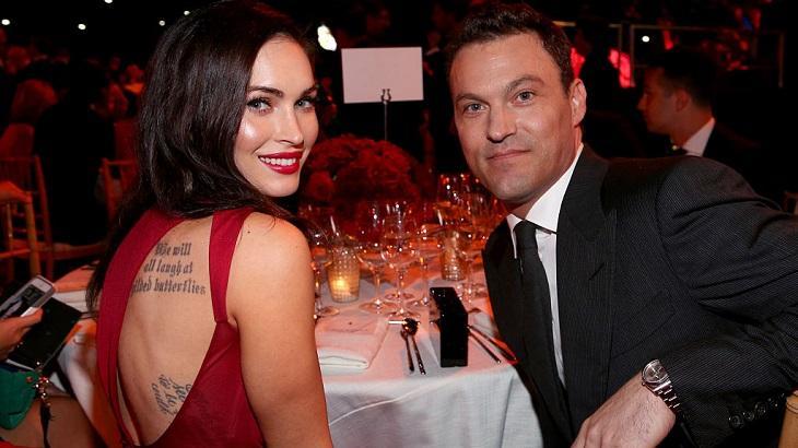 Megan Fox termina casamento com ator de Barrados no Baile