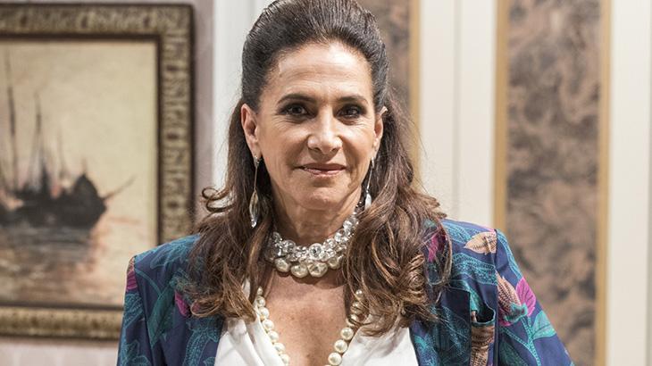Mercedes vai virar camelô - Divulgação/TV Globo