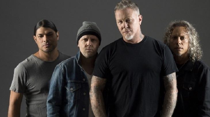 Metallica se apresentará no Brasil no ano que vem - Foto: Divulgação/Metallica