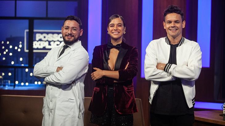 """Miá Mello estreia talk show no Nat Geo com cientistas e celebridades: \""""De outro jeito\"""""""