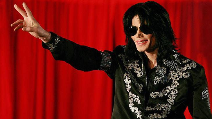 Michael Jackson em sua última aparição, em Londres