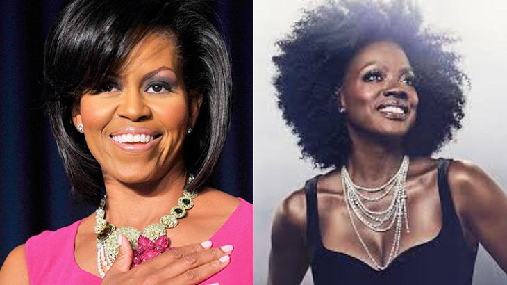 Viola Davis vai dar vida a Michele Obama na TV