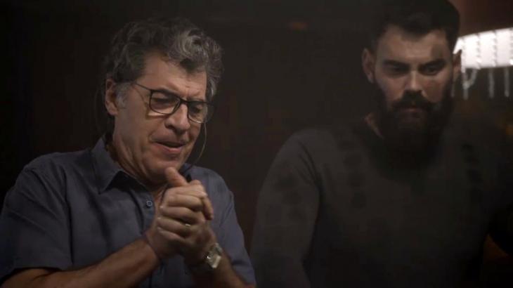 Paul faz Migeul acreditar que está ganhando - Divulgação/TV Globo