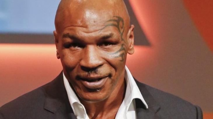 O ex-boxeador Mike Tyson