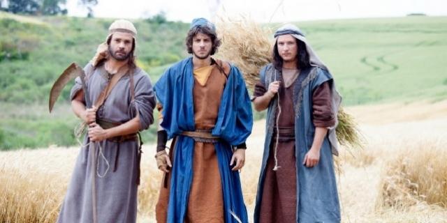 Tramas bíblicas da RecordTV batem