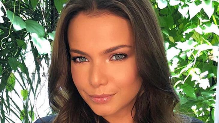 Protagonista de próxima novela do SBT, Milena Toscano anuncia gravidez