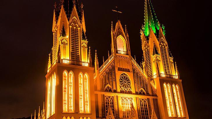 Missa do Galo acontecerá na Basílica de Nossa Senhora do Rosário, em São Paulo