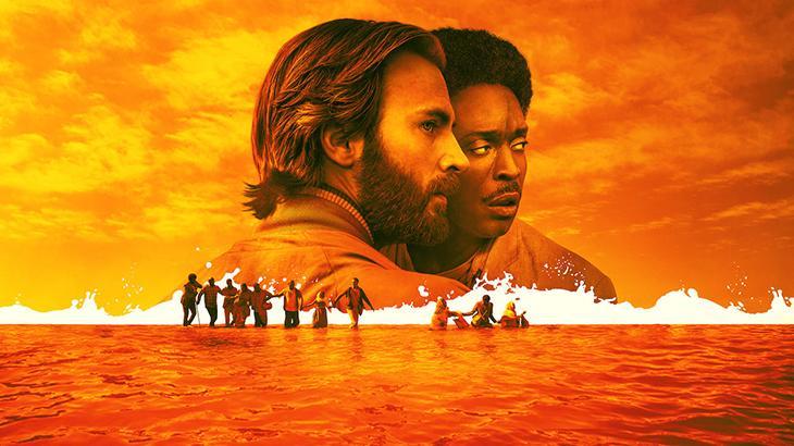 Missão no Mar Vermelho está disponível na Netflix