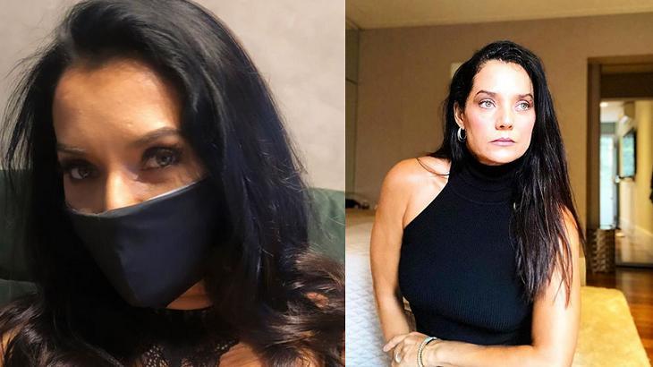 Mônica Carvalho falou sobre a doença - Foto: Reprodução/Instagram