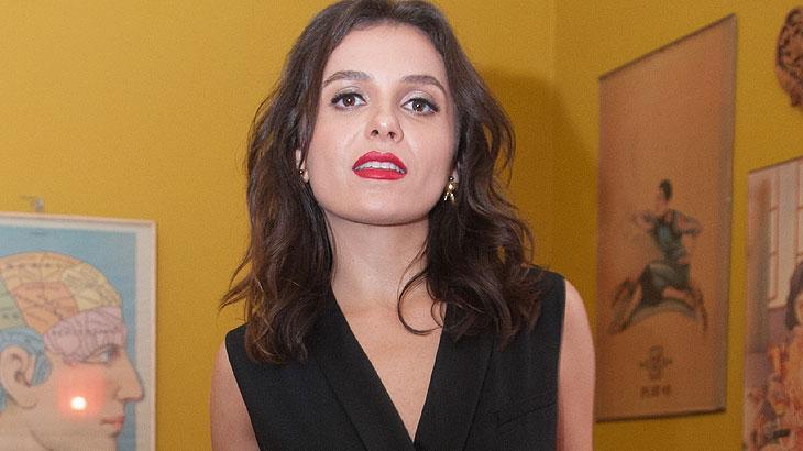 Monica Iozzi é cotada para novela das sete no ano que vem