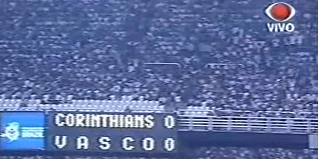 Há 20 anos, Band exibia final do Mundial de Clubes e batia Terra Nostra no Ibope