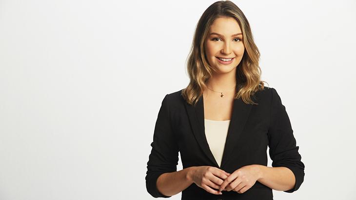 Muriel Porfiro apresentará o Agora CNN