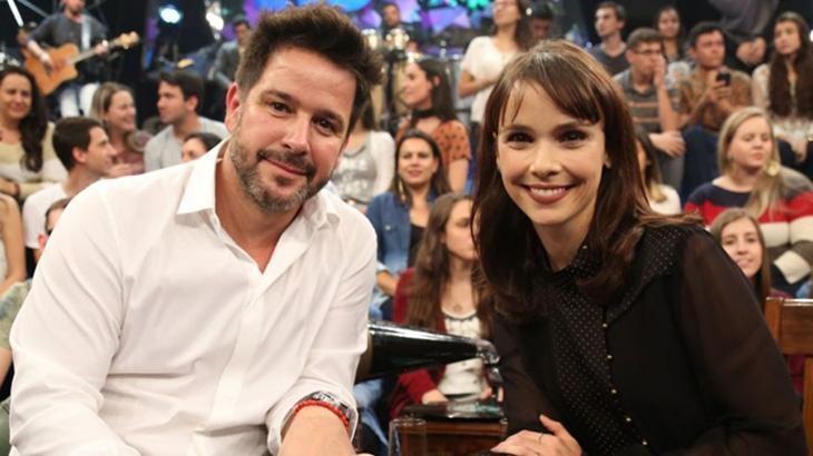 Débora Falabella e Murilo Benício não estão mais juntos
