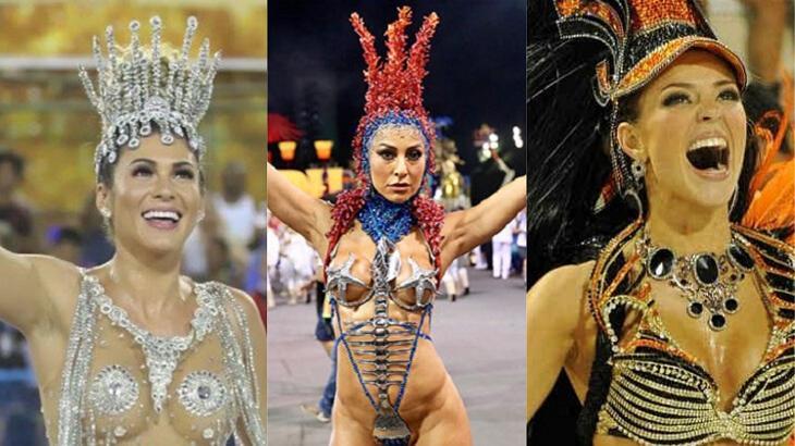 Musas que serão rainhas no carnaval - Foto: Montagem