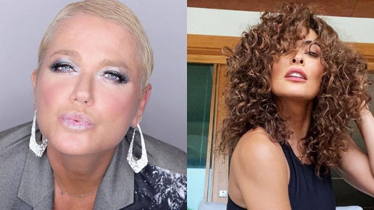 Xuxa e Juliana Paes estão aproveitando a quarentena - Foto: Montagem