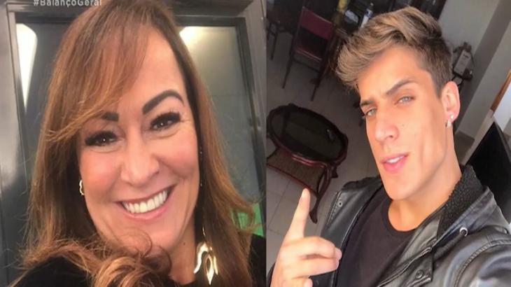 Mãe de Neymar segue namoro com Tiago Ramos, mas impõe condição