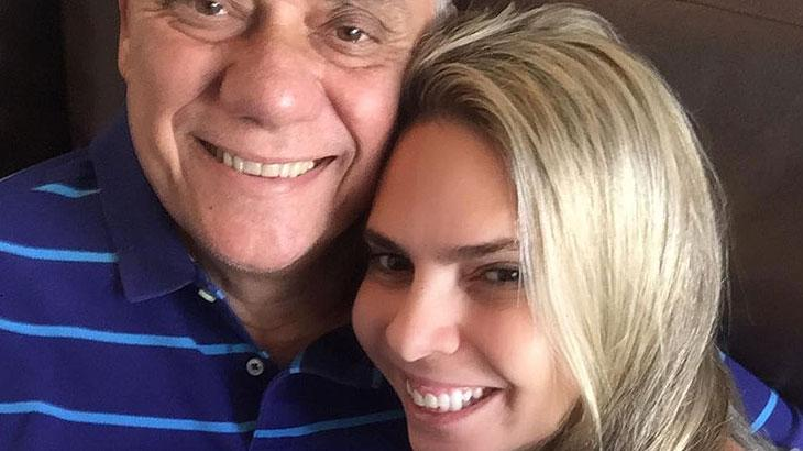 Morte de Marcelo Rezende completa um mês; namorada desabafa: