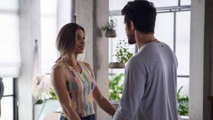 Paloma e Marcos vão namorar - Divulgação/TV Globo