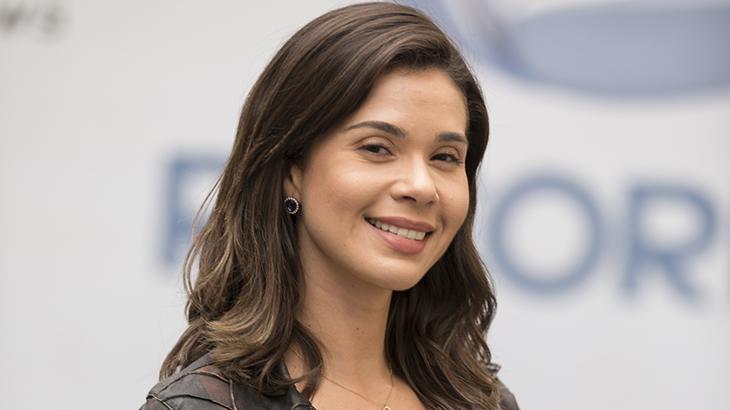 Natália Teodoro trocou a Globo pela Record em Manaus - Foto: Antonio Chahestian/Record
