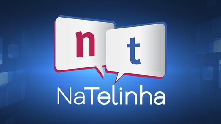 Nova logomarca reestilizada do NaTelinha